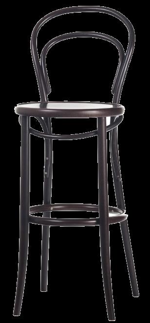 Number 134 Bowback High Stool