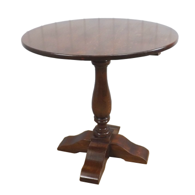 Bromley Pedestal Table 3 1