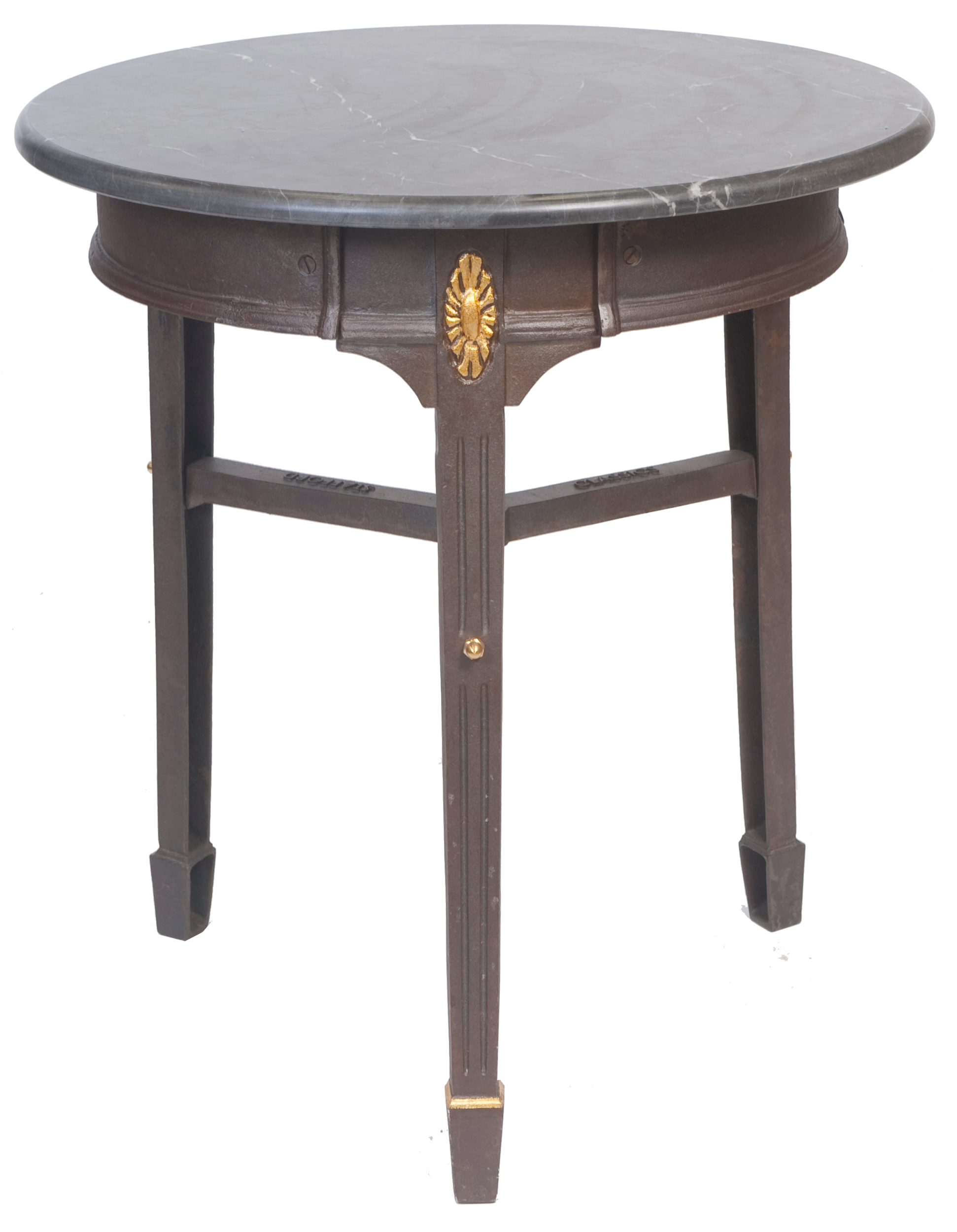 Sheraton Cast Iron Table Base Sheraton Style Dining Table