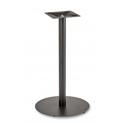 Circus Single Pedestal Poseur Table Round Base