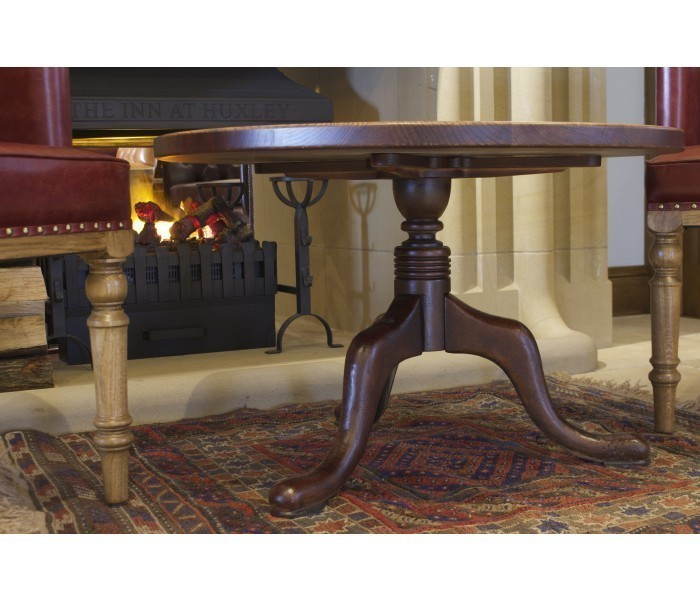 Cast Iron Low Table Base