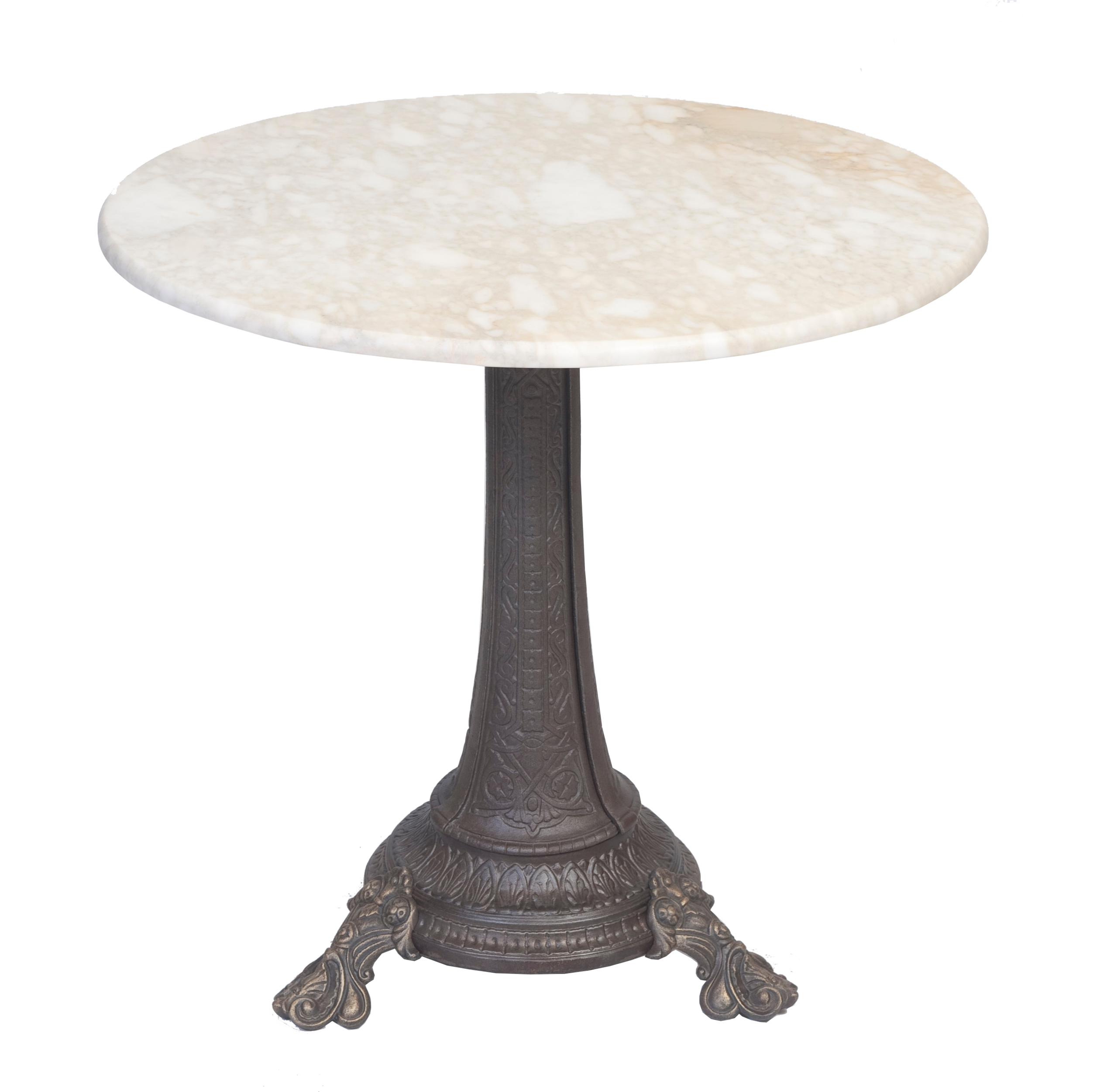 Cast Iron 3 Foot Pedestal Table Base Decorative Table Base