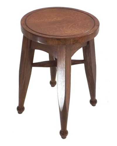 SBL14R Broadway Low Stool 3 1
