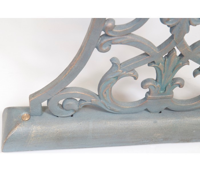 Traditional Finish Cast Iron Table Base