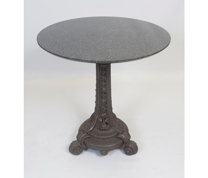 Antique Reproduction Cast Iron Pub Table Base