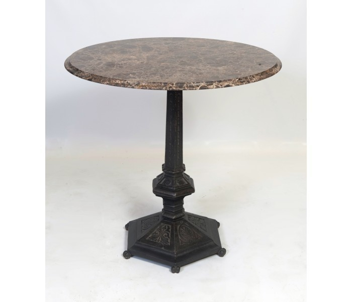 Bar Cast Iron Table Base