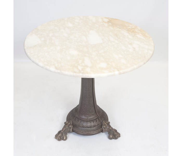 Traditional Cast Iron Table