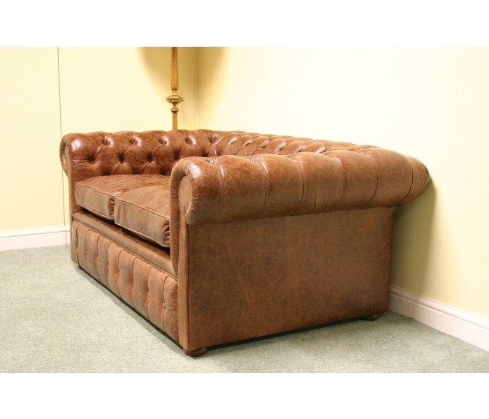 Chesterfield 2 seater for the Navigator 2
