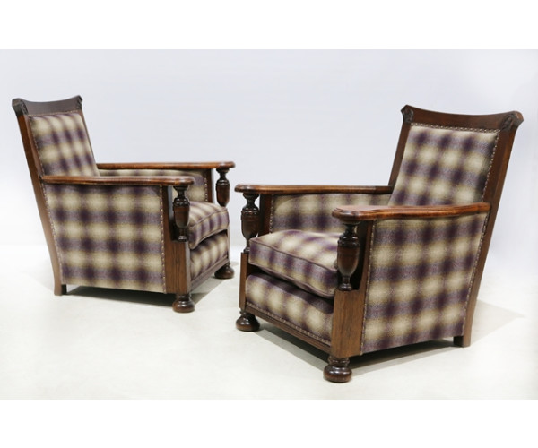 1920s lounge chairs 1