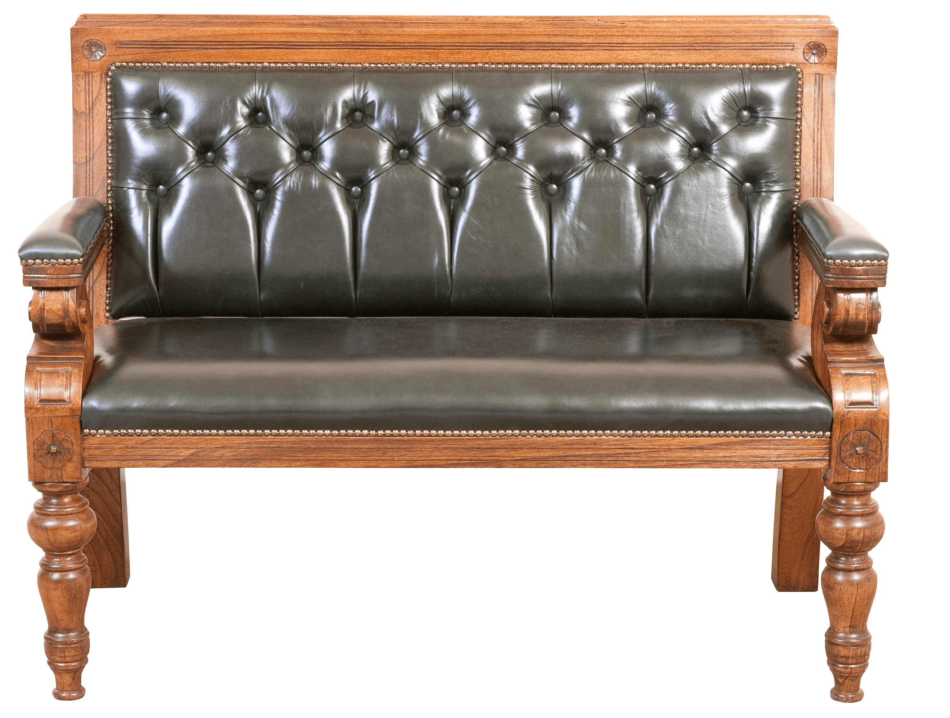 Snooker 3 Seater Bench