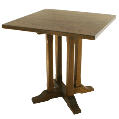 Brewood Pedestal table 14