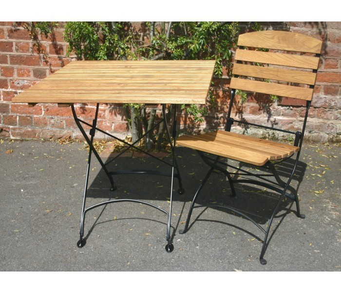 Broseley square table with Broseley chair2