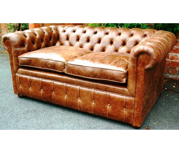 Chesterfield sofa 7