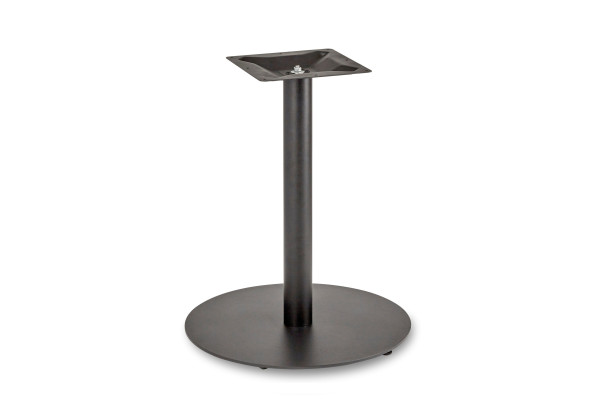Circus Large Single Pedestal Dining Table Round Base2