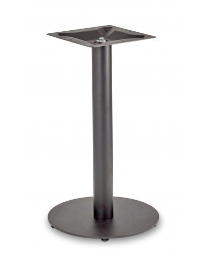 Circus Single Pedestal Dining Table Round Base2