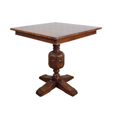 CupCover pedestal table 1