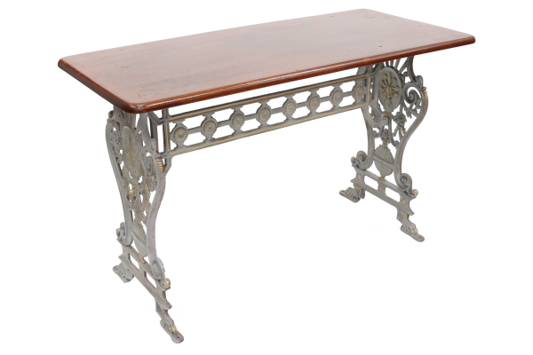 Globe table long 6