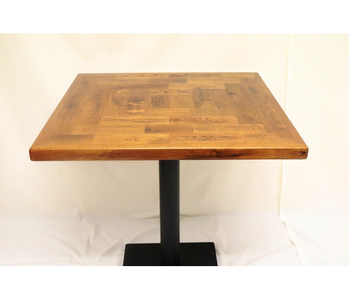 Parquet Oak Pub Table Top