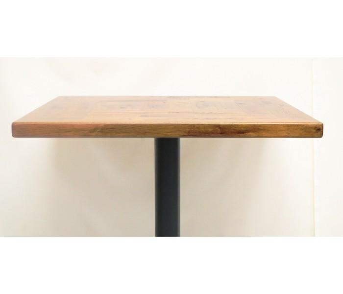 Parquet Oak Restaurant Table Top
