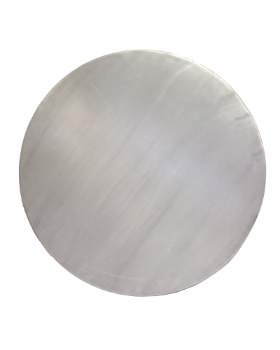 Round Plain Aluminium Table Top