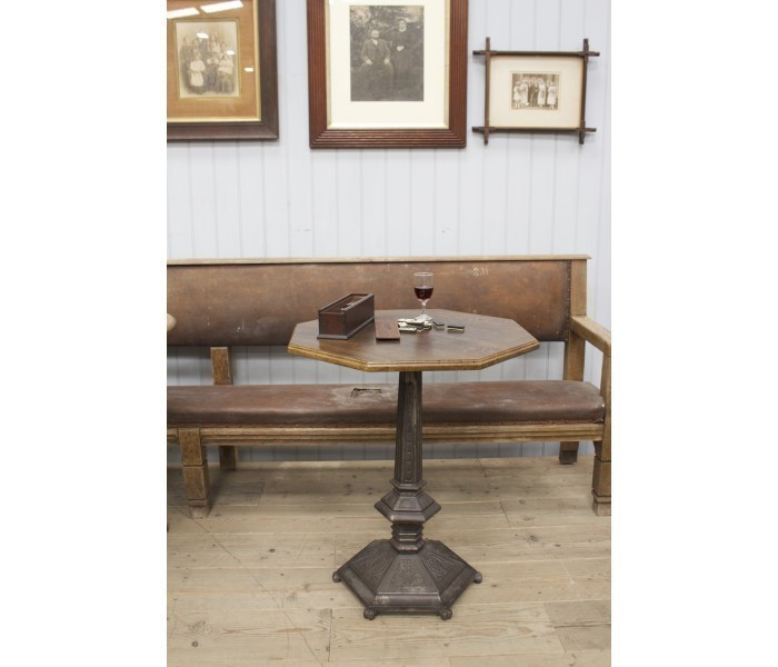 Traditional Cast Iron Pub Table Base