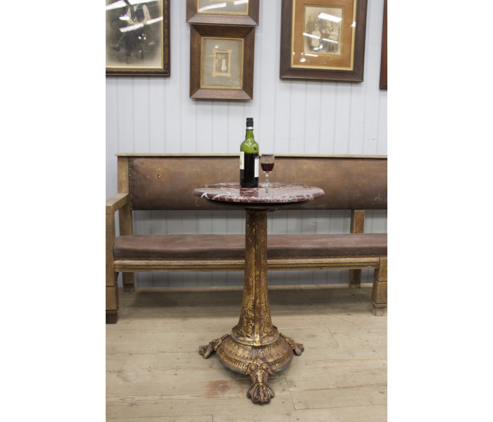 Decorative Pub Table Base