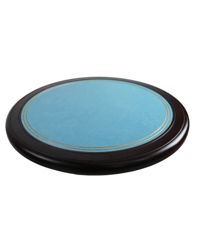 Round Lino Inlay Table Top
