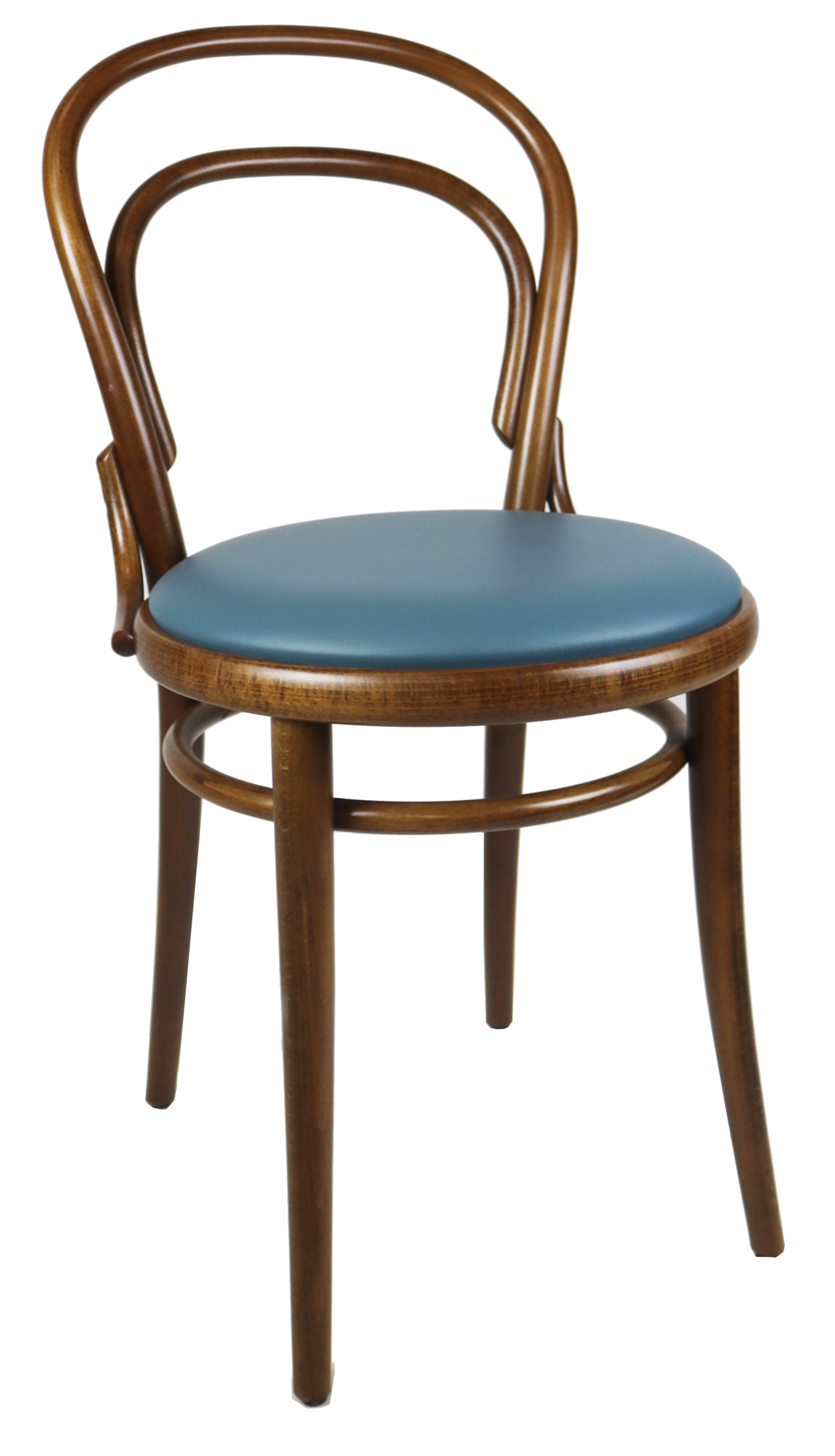 Thonet No 14 Chair Number 14 Upholstered Bentwood Chair