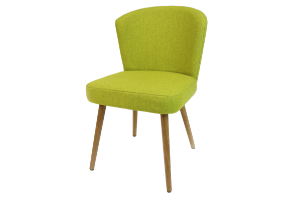 Luna side chair cut out