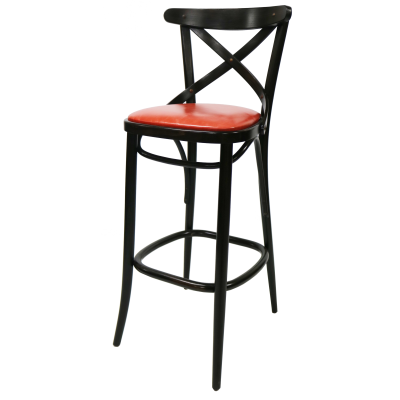 Number 149 Crossback High Stool 2