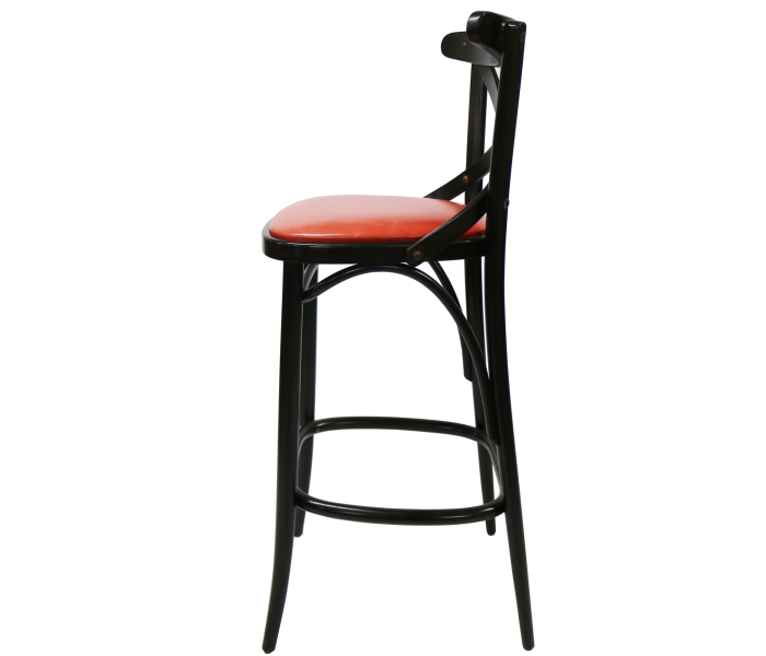 Number 149 Crossback High Stool 3