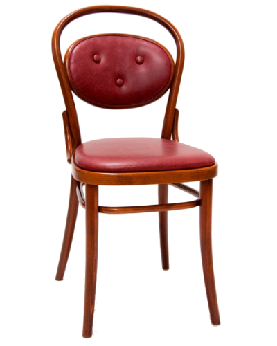 Number 20 Oval Back Chair Cut Out