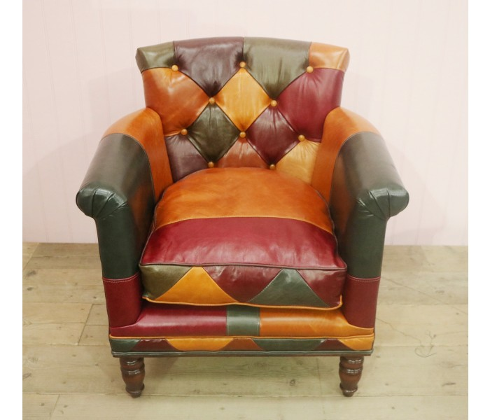 Russell lounge chair Harlequin 2
