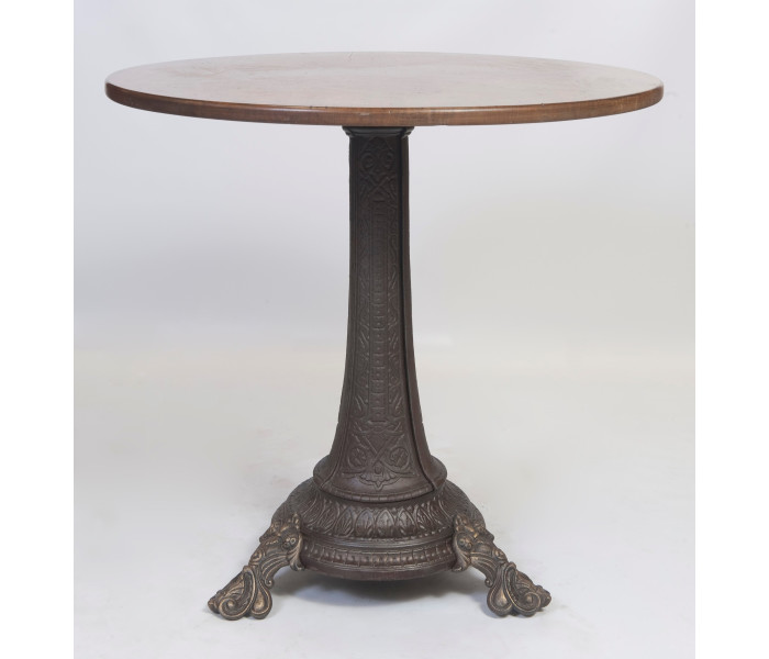 Unique Cast Iron Table
