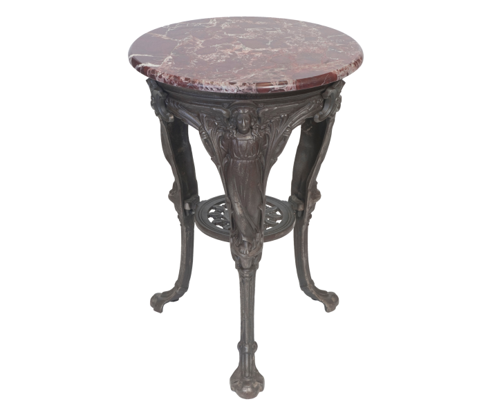 Traditional Cast Iron Table Base