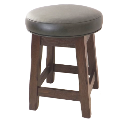 SHL Haughton low stool upholstered 6