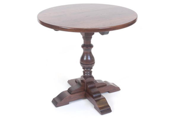 Stafford Single Pedestal Table Copy