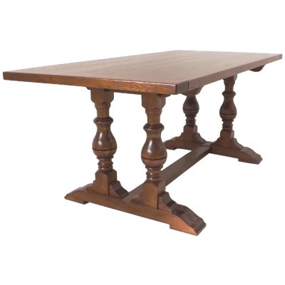 TSE50 Stafford Extended Pedestal Table