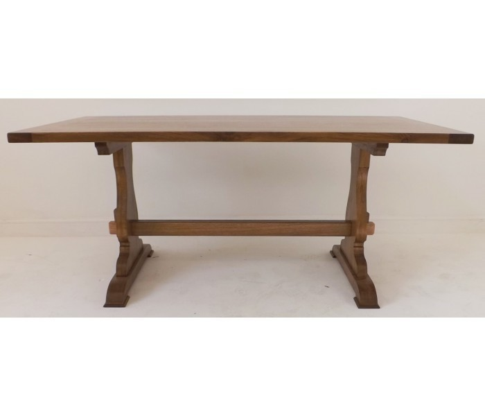 TTT53 Tavern Twin Pedestal Table 3