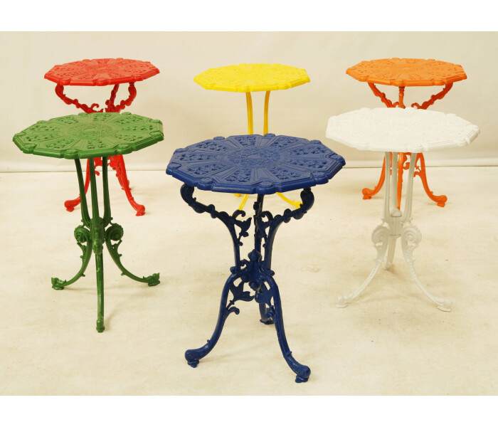 enamel garden tables and before and after chair 005 1