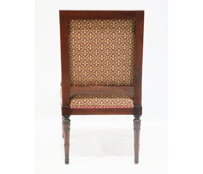 repro lion claw armchair 4