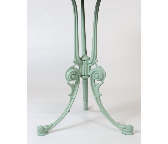 Cast Iron Table Base Colour Ideas