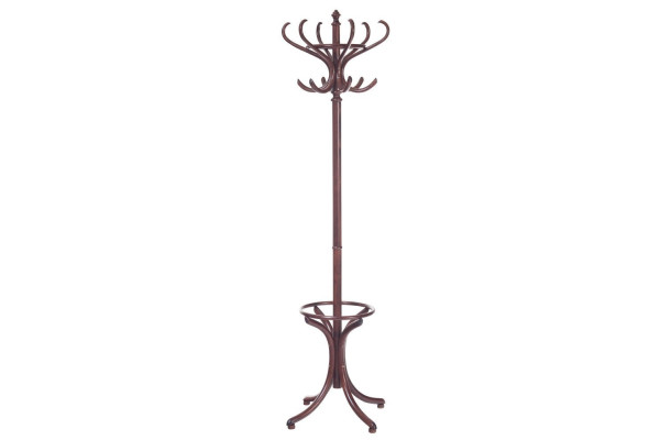 Number 15 Bentwood Hat & Coat Stand