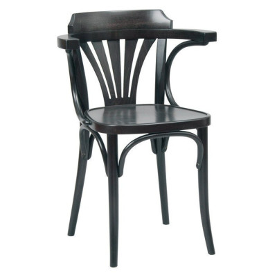 Number 25 Polished Fanback Armchair1.JPG
