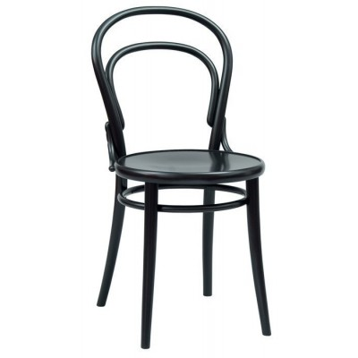 Number 14 Polished Bowback Bentwood Chair