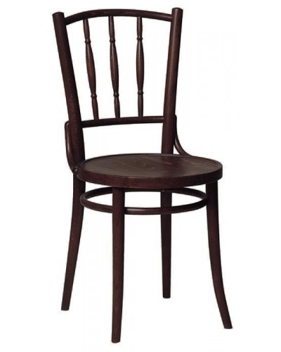 Number 378 Spindleback Bentwood Chair