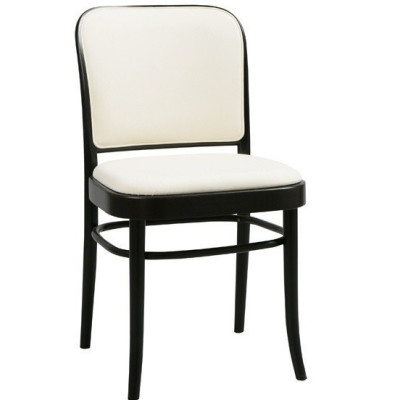 Number 811 Upholstered Back Bentwood Chair