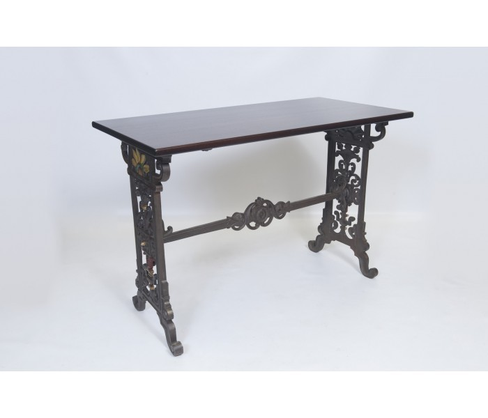 Large Cast Iron Table Base